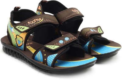 Liberty Baby Boys Brown Sandals