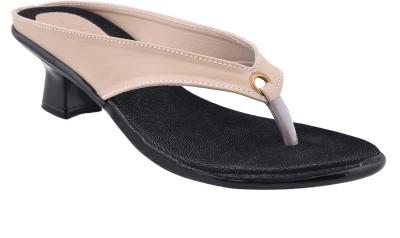 Versiliana Women Beige Heels
