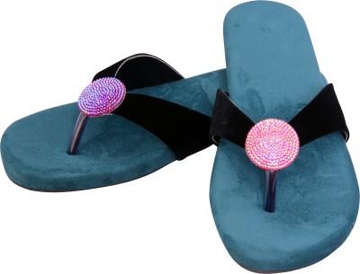 Fabrico Via Girls Green Sandals