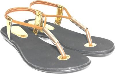 Fashion Wear Women Brown Flats