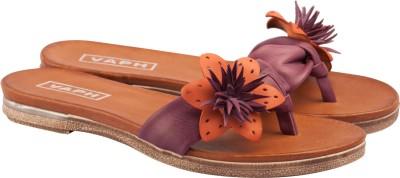 VAPH Penny Women Purple Flats