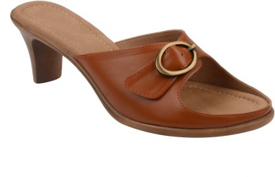 Chicopee Women Tan Heels