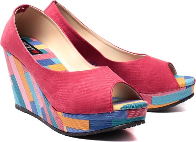 Ruby Glorious Women Wedges