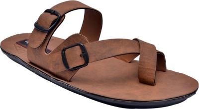 Fentacia Men Tan Sandals