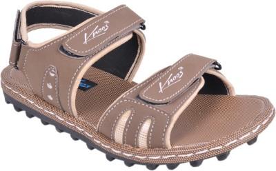Knoos Men Beige Sandals