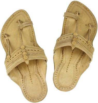 eKolhapuri Men Tan Sandals