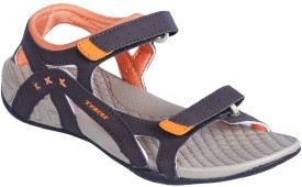 Tracer Women Brown Sports Sandals