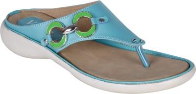 VAGON Women Blue Flats