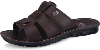 Pu Lite-Today Royal-10 Brown Men Brown Sandals