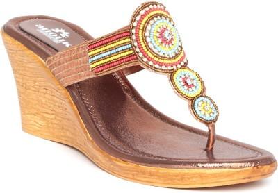 Anouk Women Multicolor Wedges
