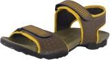 Jodiac Style Hub Men black green Sandals