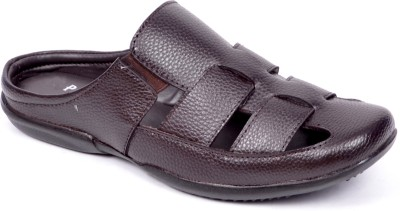 Peponi Men Brown Sandals