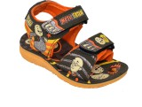 Steelwood Boys Sports Sandals