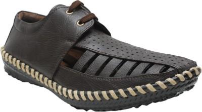 Marc Miguel Men Brown Sandals