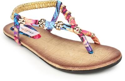 Stylistry Women Multicolor Flats
