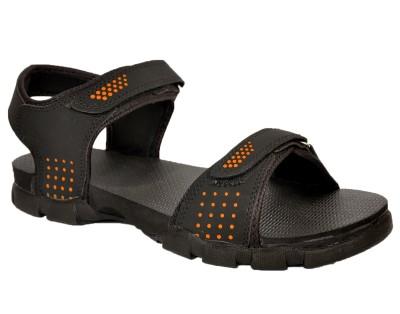 Flute Men Orange Sandals