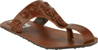 IShoes Casual Sandal Men Brown Sandals