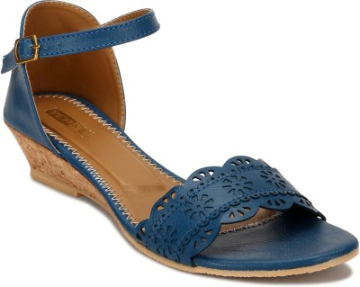 Yepme Women Blue Heels
