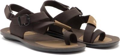 Provogue Men Brown Sandals