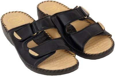 dr scholl Men Black Sandals