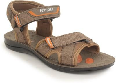 Italica Men Brown, Orange Sandals