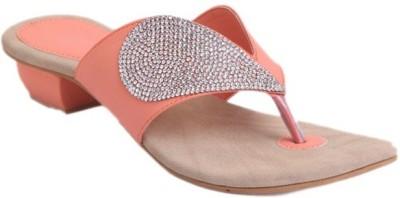 Avtar Footwear Women Pink Heels