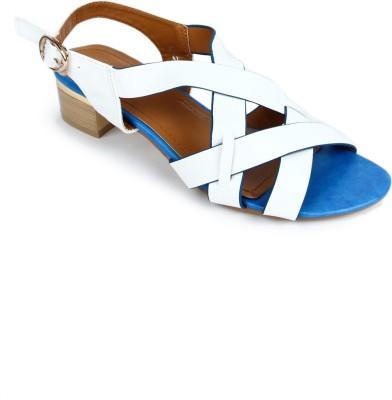 Starchi Women White Heels