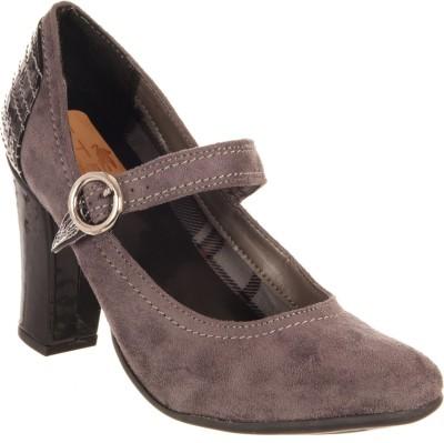 Etromilano Women Purple Heels