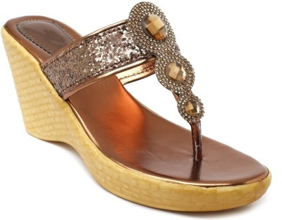 sandhills Women Tan Wedges