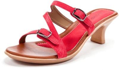 Beyond Rowen Berry Women Red Heels