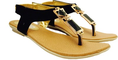 Recent Collection Women Black Flats