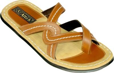 Altek Men Tan Sandals