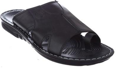 Odyssia Men Black Sandals