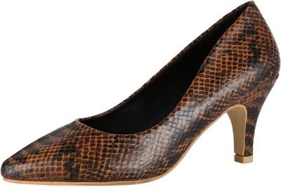 Van Heusen Women Brown Heels