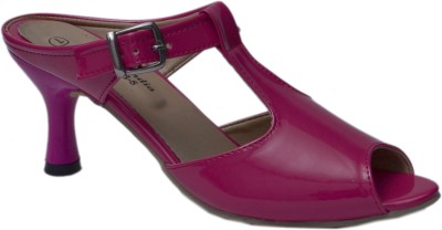 Belle Femme Women Pink Heels