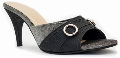 Azores Women Black Heels