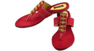 Gressum Women Red Heels