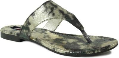 GISOLE Women Black Flats