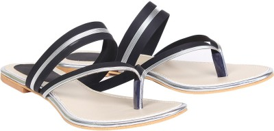 Royal Women Black Flats