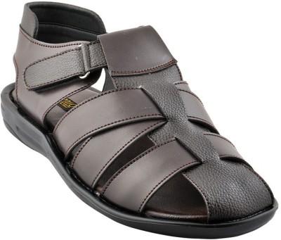 Senso Vegetarian Shoes Men Brown Flats