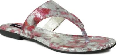 GISOLE Women Pink Flats