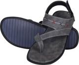 Kraasa Men Grey Sandals