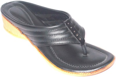 Angeela Women Black Flats