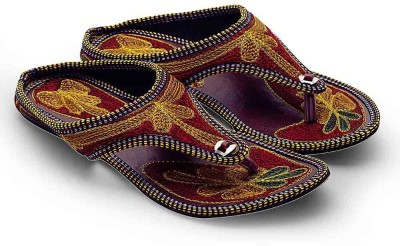 Little India Women Multicolor Flats