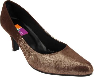 Tycoon Women Brown Heels