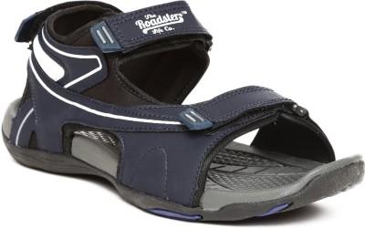Roadster Men Navy Sports Sandals