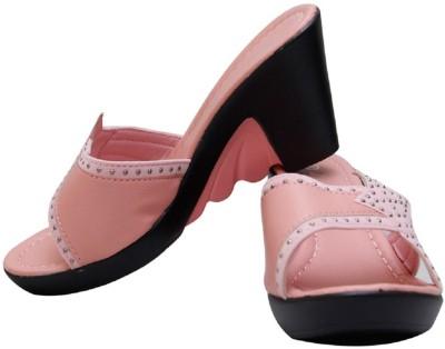 Gadget Women Pink Wedges