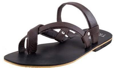 Tripssy Men Brown Sandals