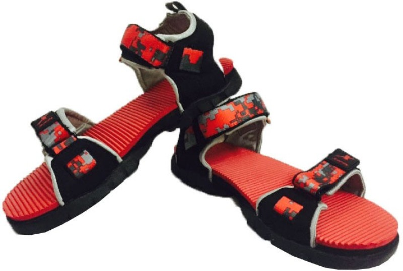 Sparx Men Red Sandals