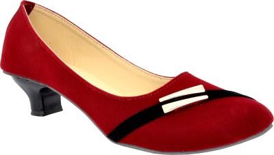Altek Women Red Heels